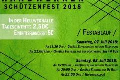 Handwerker Schützenfest 2018