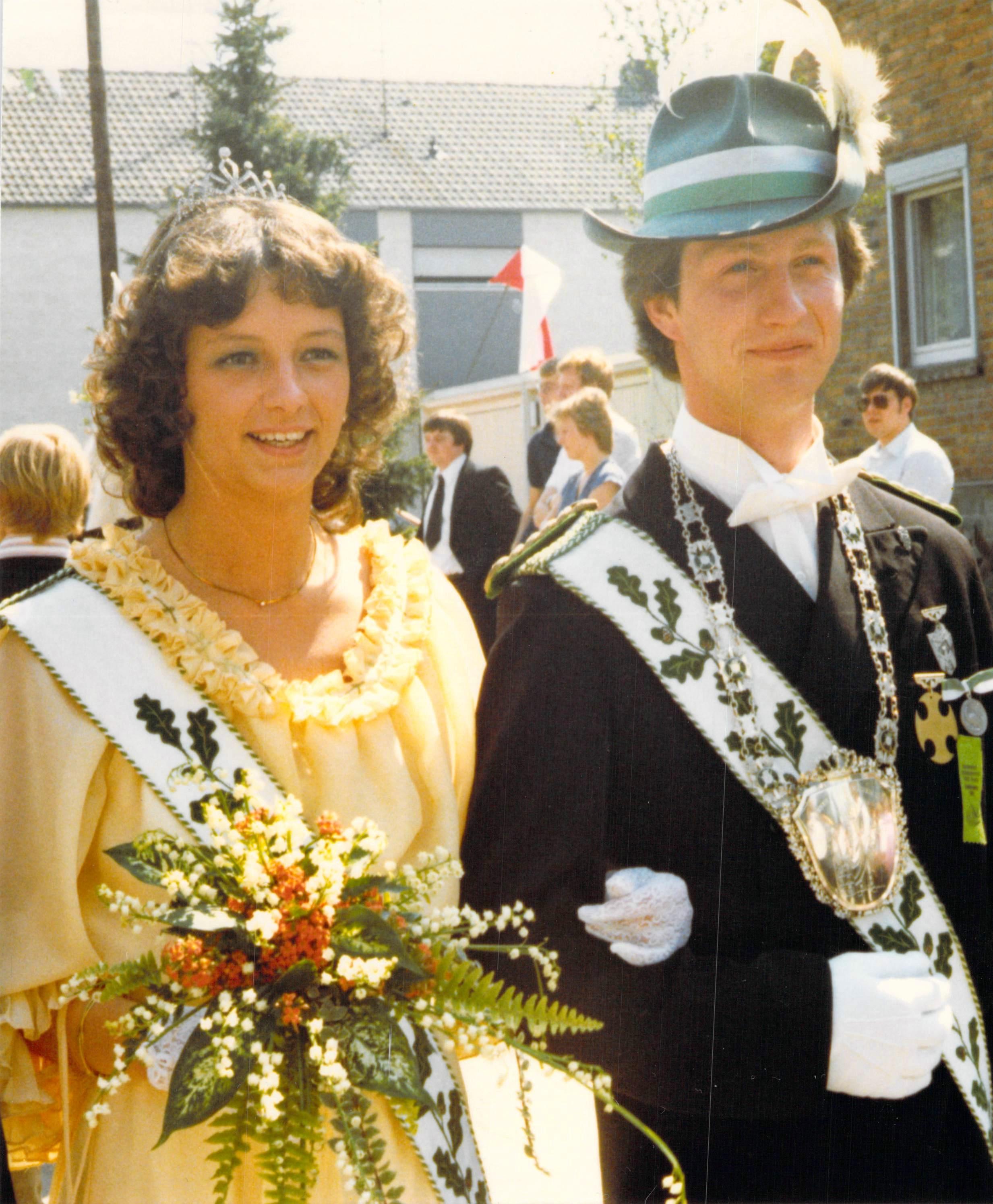 Erhard Jochem und Anette Pieper