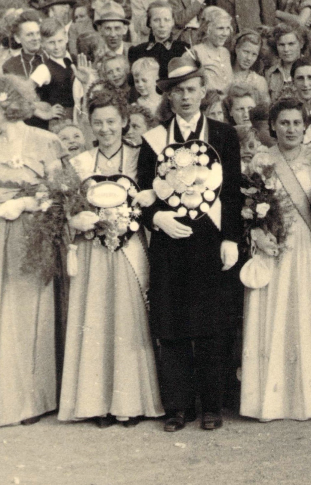 Franz-Josef Busch und Annemarie Stodt