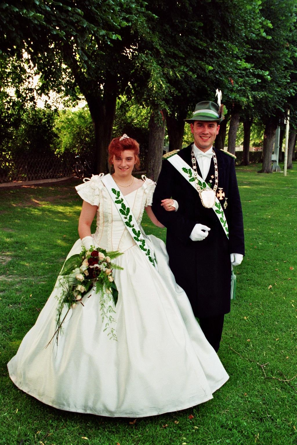Torsten und Tanja Reker