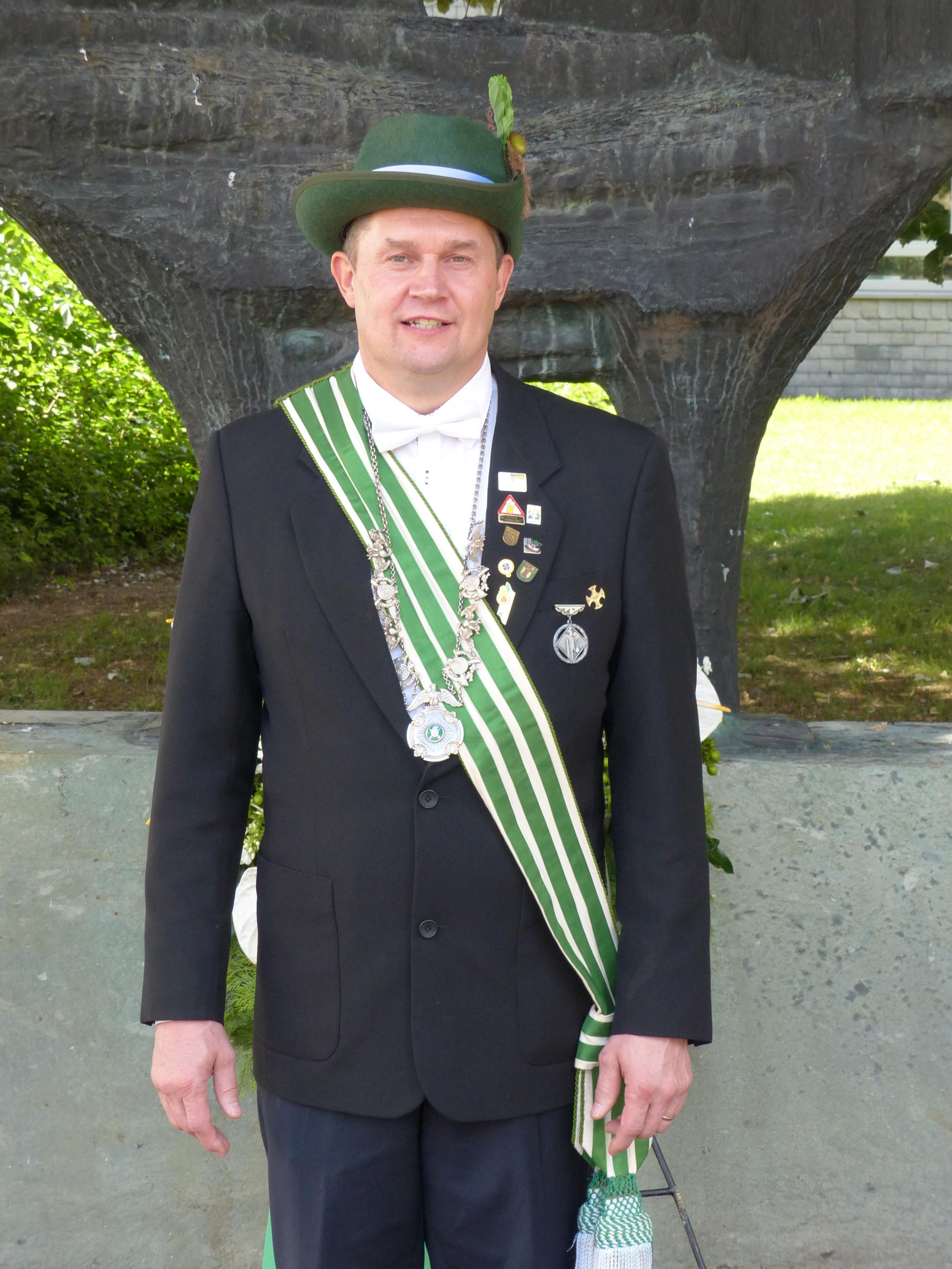 Adlerkönig Rapahel Benz